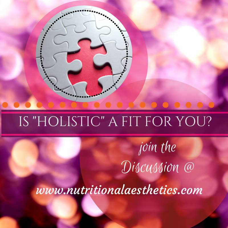 Holistic: To Define Or Not To Define?