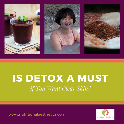 Is Detoxification a Must if You Want Clear Skin?
