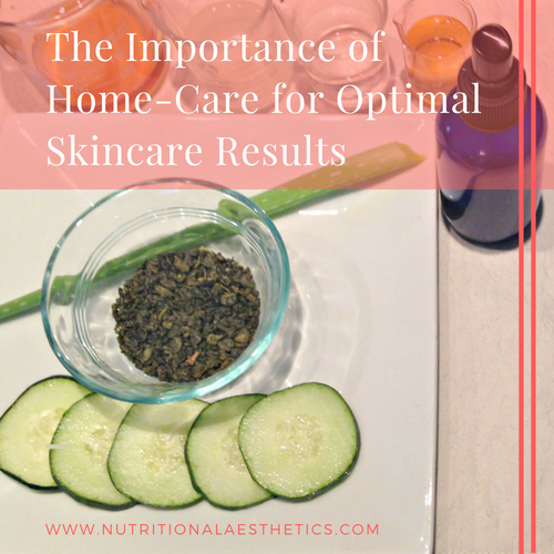 The Importance of Home-Care for Optimal Skincare Results