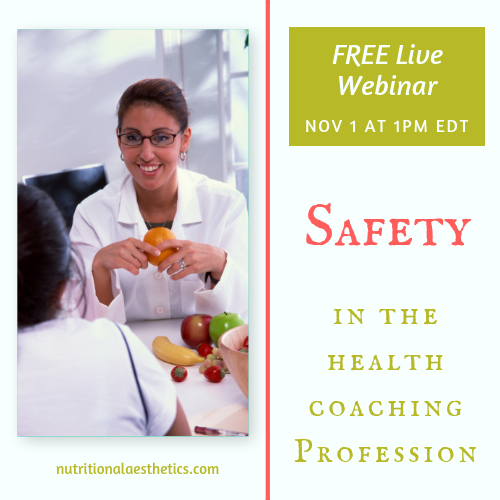Safety in the Health Coaching Profession