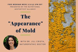 The Appearance of Mold webinar