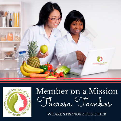 Member on A Mission: Theresa Tambos