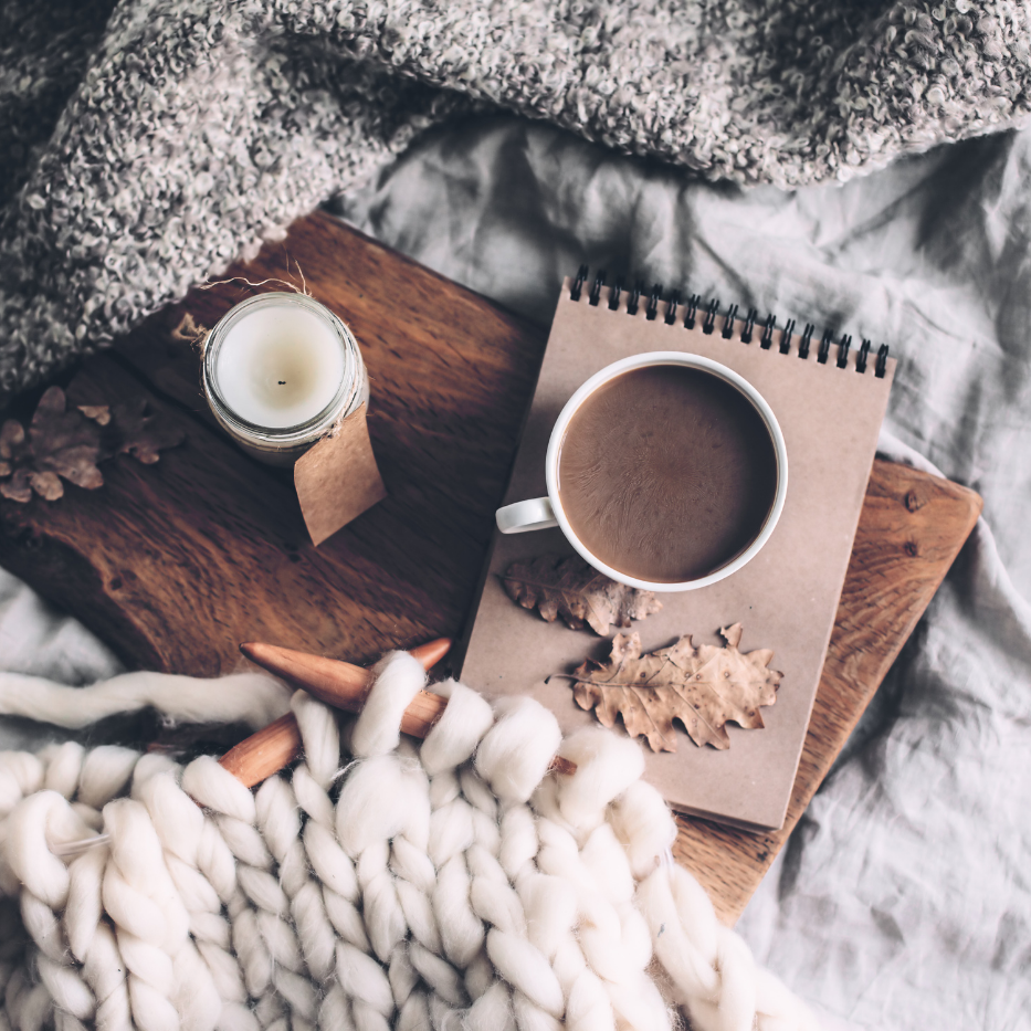 Cozy healthy skin lifestyle practices